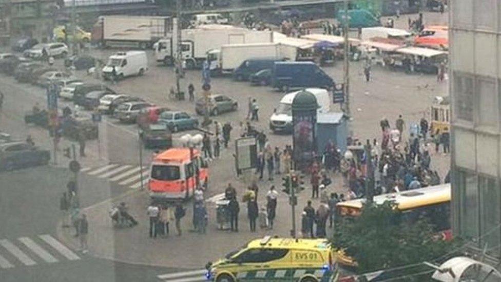 فنلندا: مقتل شخصين وجرح 6 في حادث طعن
