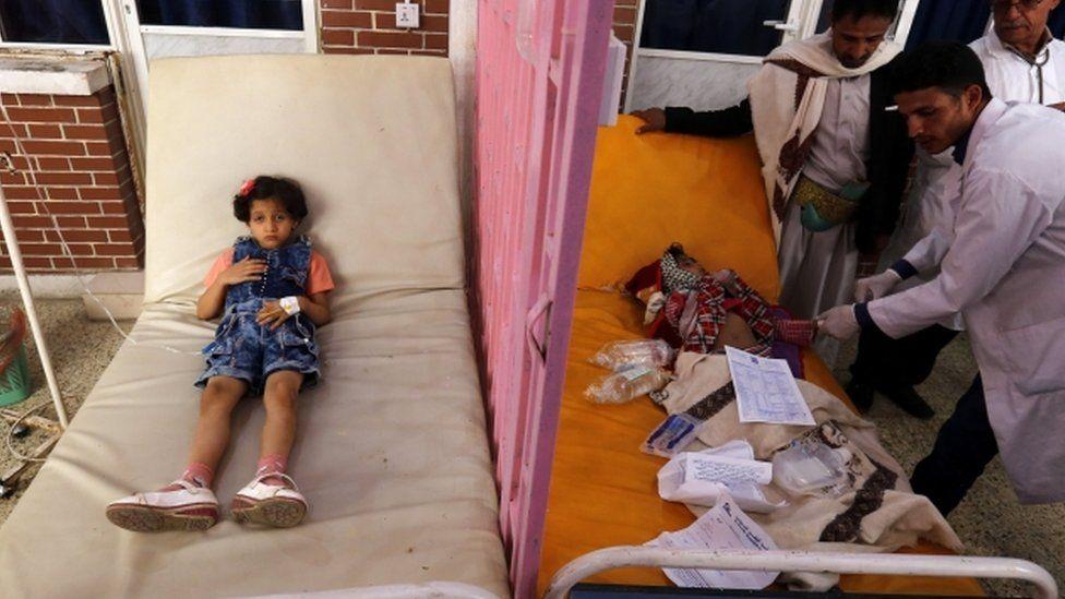 Медики обіцяють побороти холеру до 2030 року