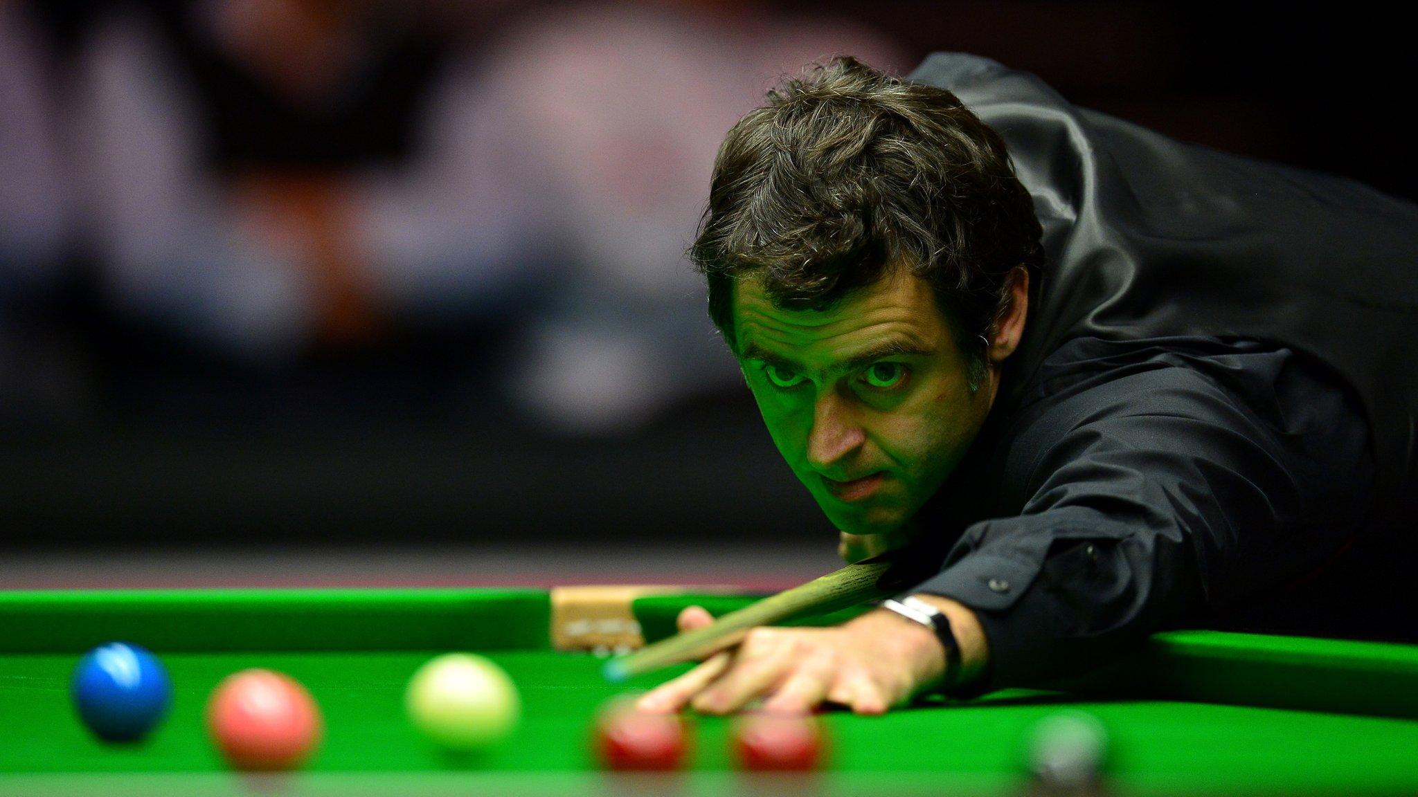 O'Sullivan beats Trump to reach Players Championship final