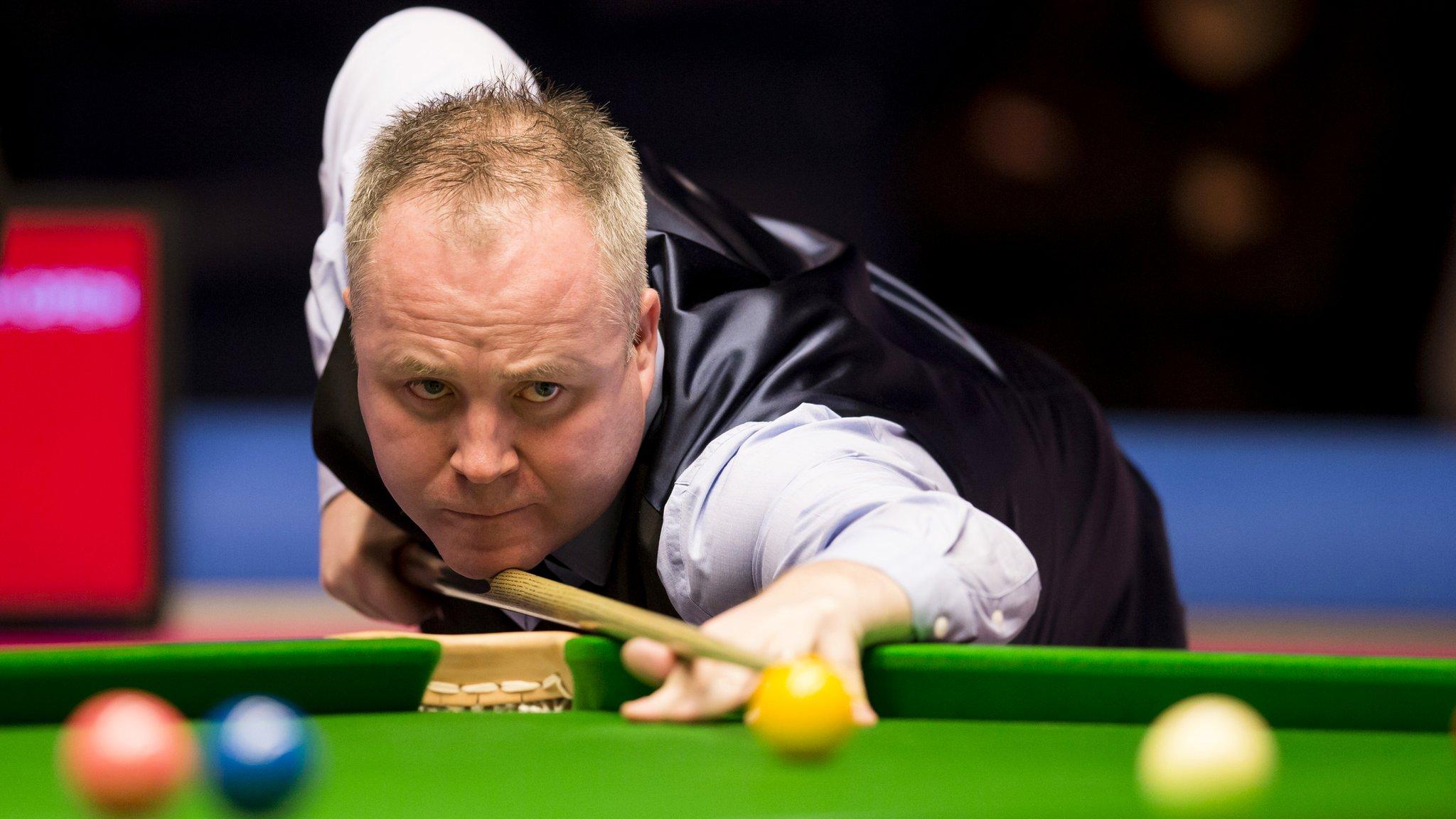 Scottish Open: John Higgins to face Ronnie O'Sullivan in quarter-finals