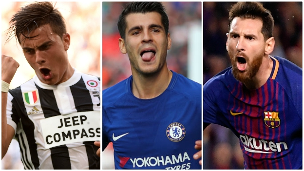Who is Europe's most clinical striker?