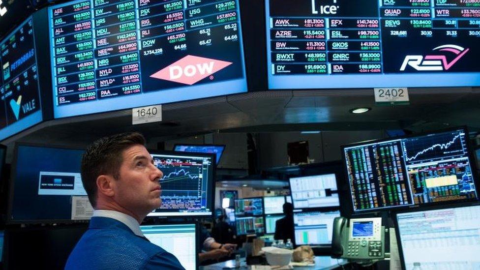 Mercado de valores de NY