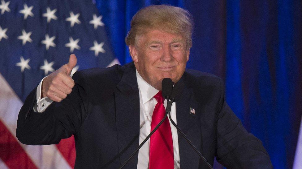 İş adamı Trump, popülist Trump'a karşı