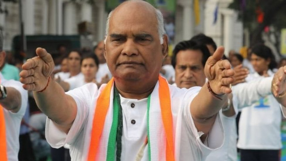 انڈیا کے نئے صدر اتنے غیر معروف کیوں؟