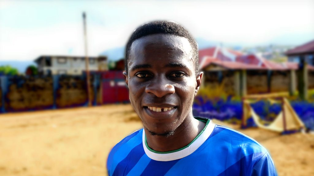 From Ebola survivor to trainee doctor
