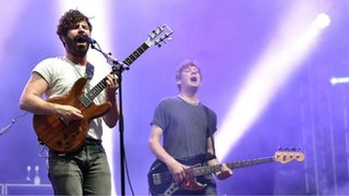 Foals & Disclosure for Reading and Leeds