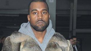 BBC News - Sia asks Kanye West to go fur-free as he unveils Yeezy Season 5