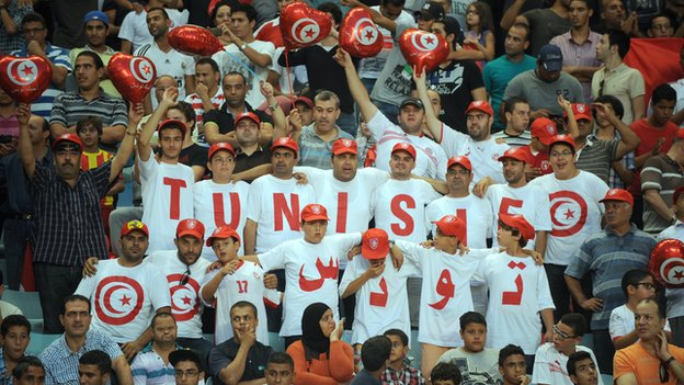 307405be0 Tunisia extend their pool of talent ahead of World Cup
