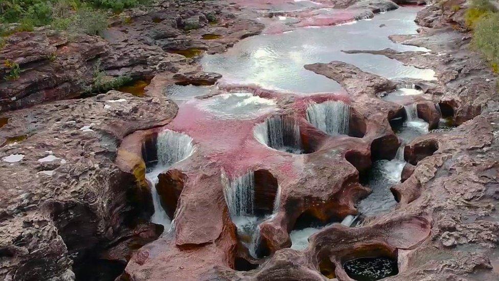 क्या ये दुनिया की सबसे ख़ूबसूरत नदी है?