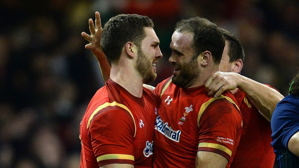 Will Wales' England-based stars play in their Test against Australia?