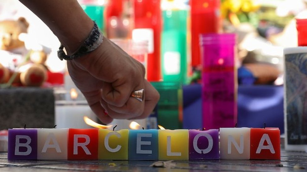 Spain attacks: How Barcelona rejected hate