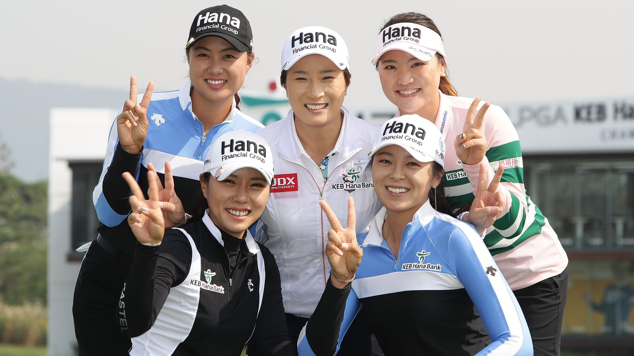 Why South Korea's women golfers are so successful