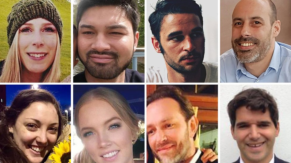 London Bridge attack inquests: Doctor left bar on lockdown to help victims