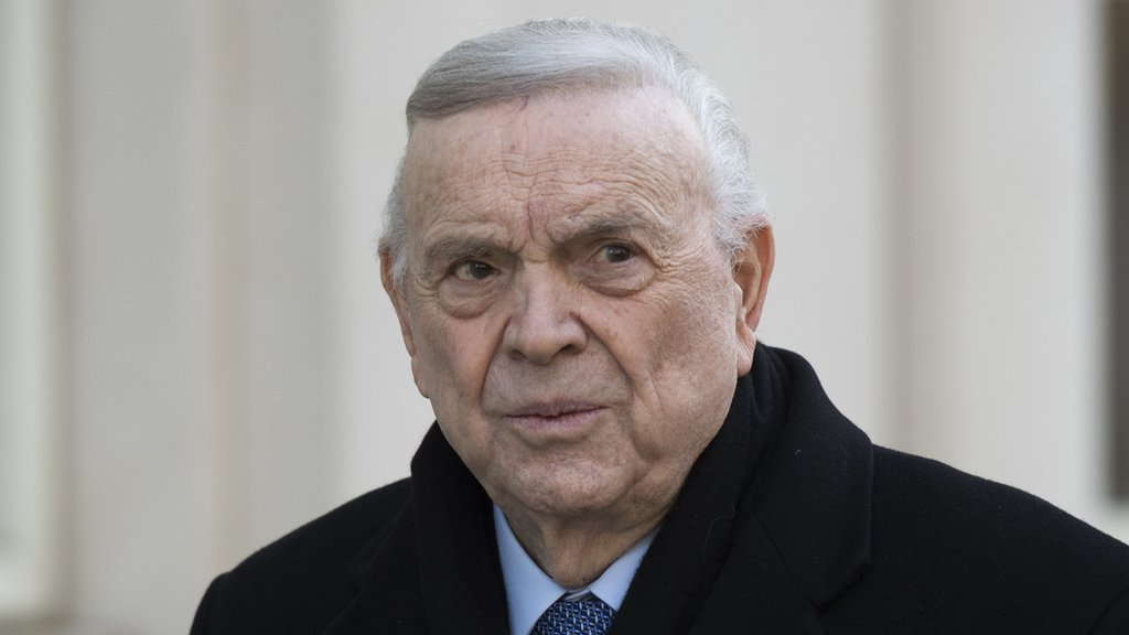 Jose Maria Marin: Former Brazilian FA boss banned from football for life