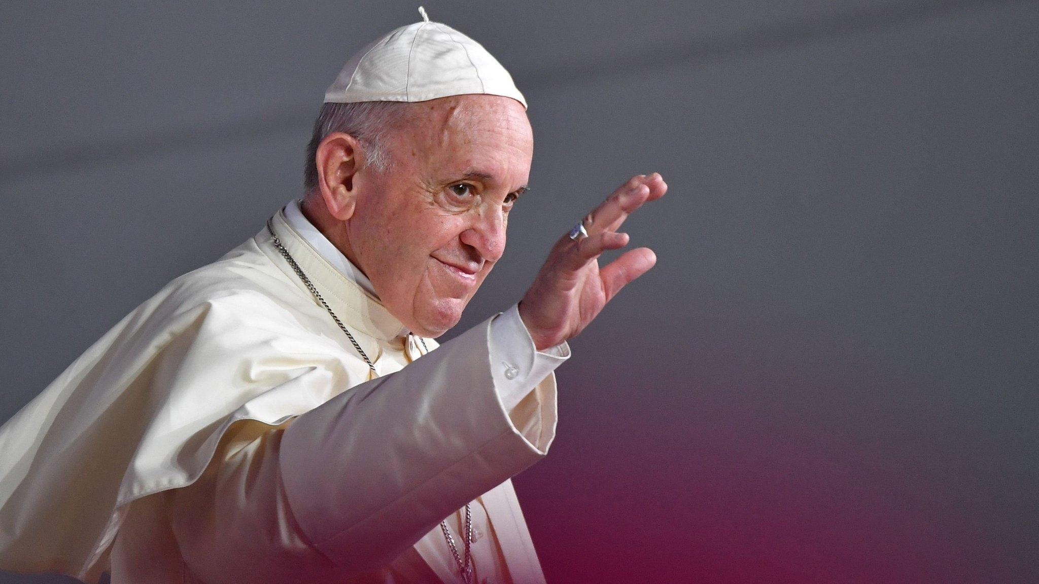 Catholic cardinals urge end of 'homosexual agenda'