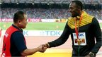 VIDEO: Segway cameraman makes peace with Bolt