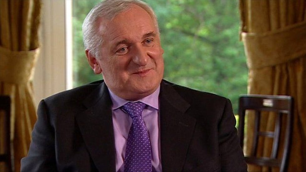 Ahern walks out of interview over Mahon Tribunal questions
