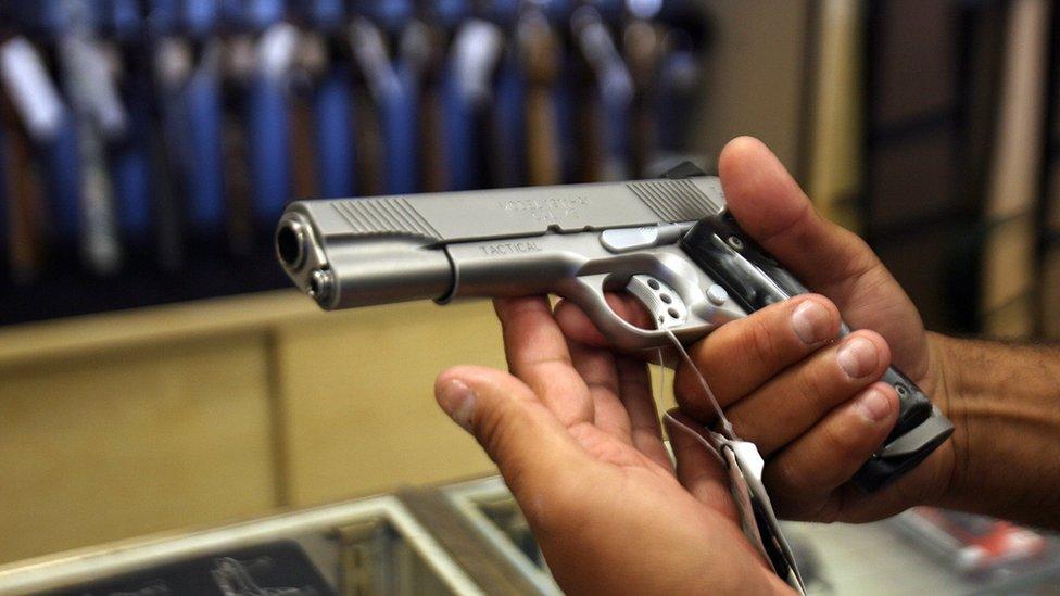 Canada introduces new gun control measures