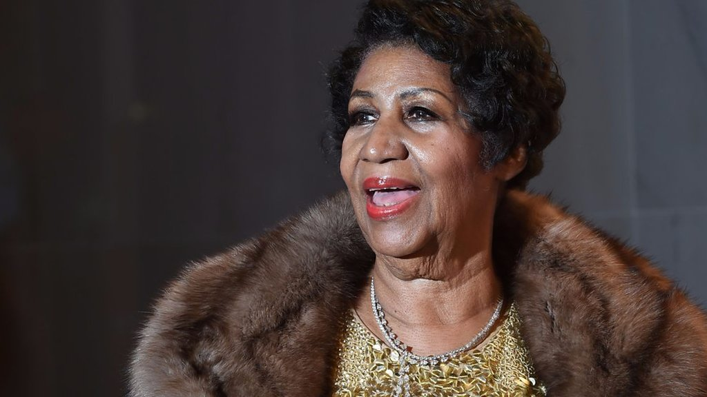 Aretha Franklin: In her own words