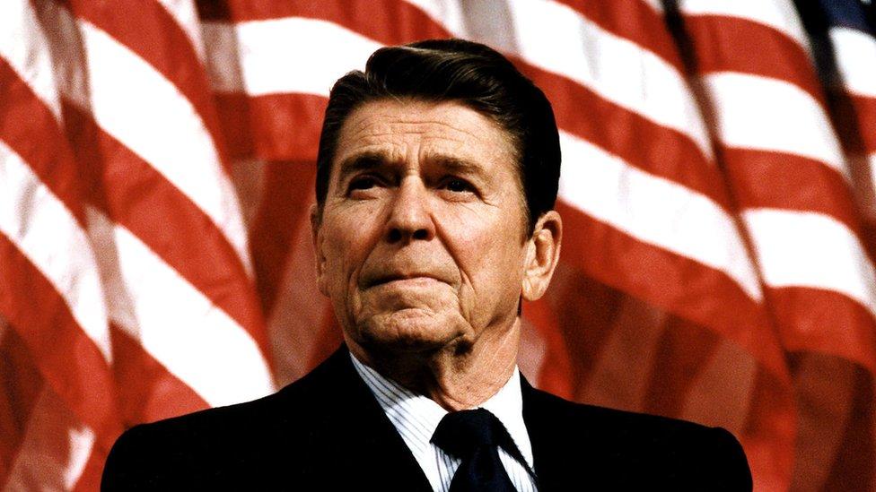 Ronald Reagan fue el primero en decidir retirar a Estados Unidos de la Unesco.