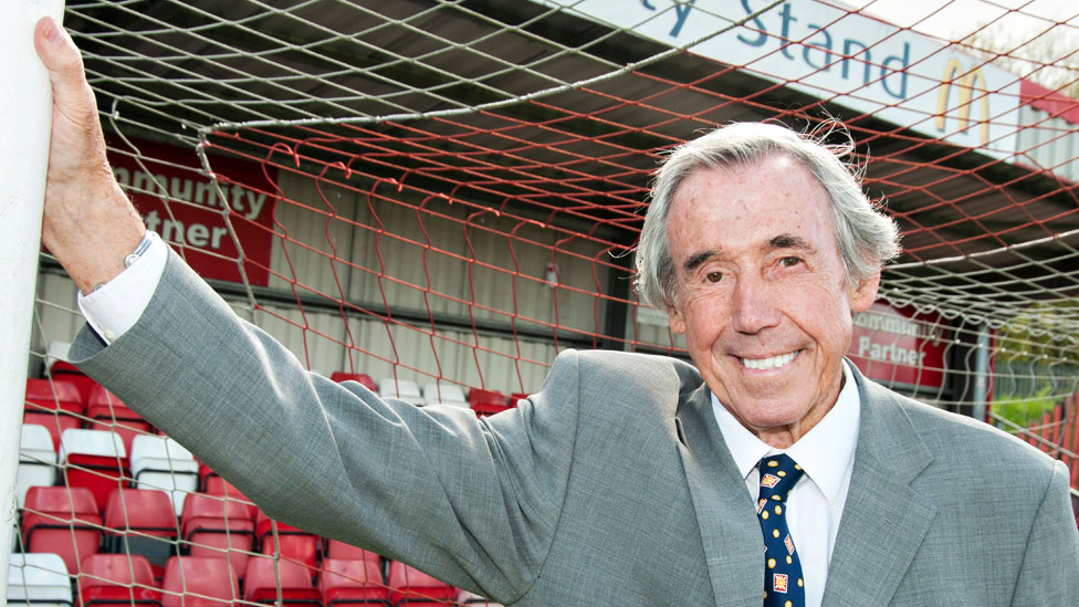 World Cup keeper Gordon Banks' funeral details announced