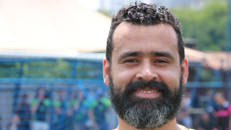 The Brazilian footballer who never was