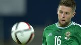 Oliver Norwood of Northern Ireland