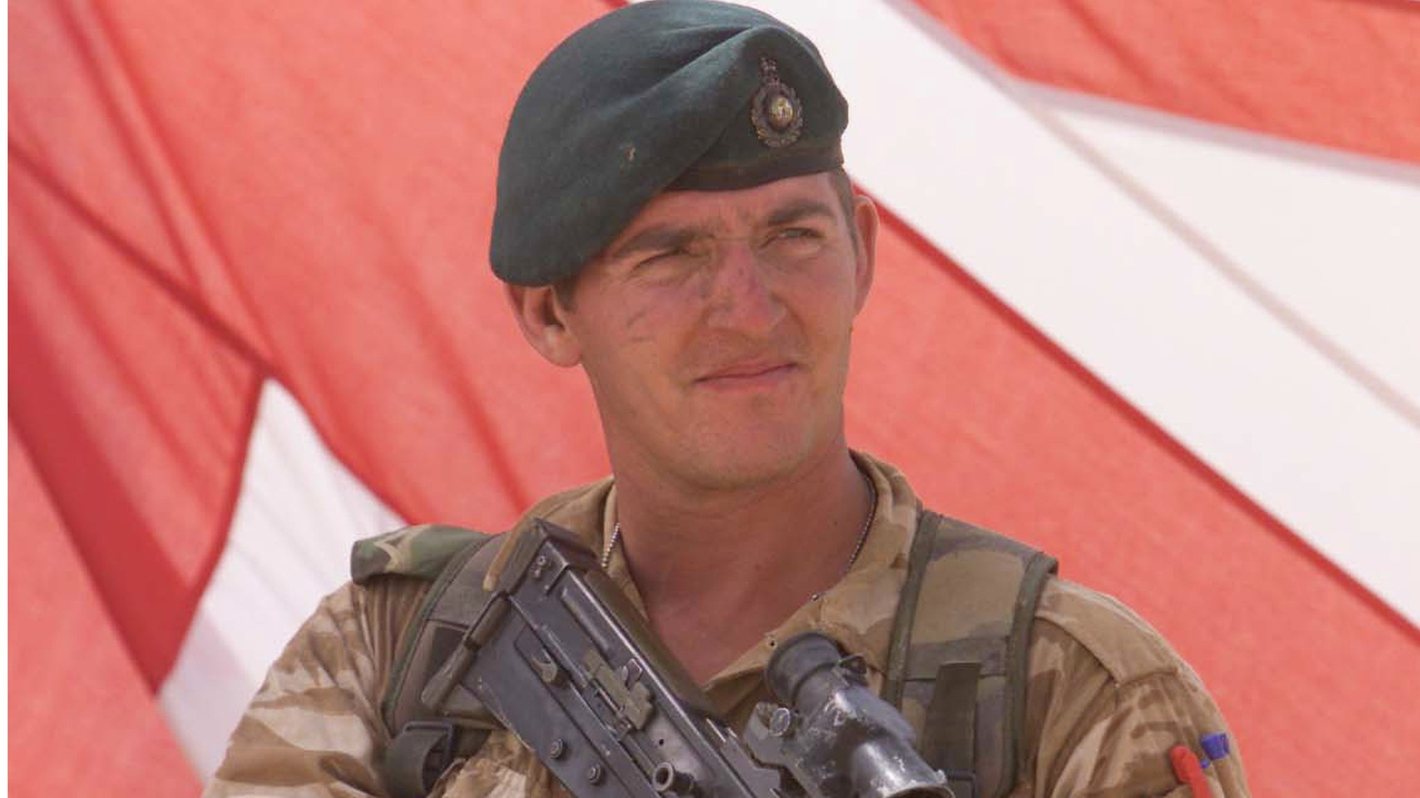 Royal Marine Alexander Blackman to be free in weeks after new sentence