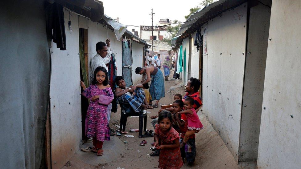 ভারতের নিরাপত্তা বাহিনী আবার রোহিঙ্গাদের