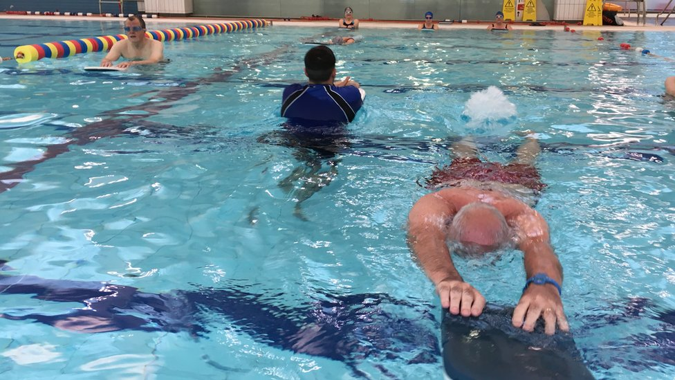 Swimming: Adult learners taking the plunge in Derry