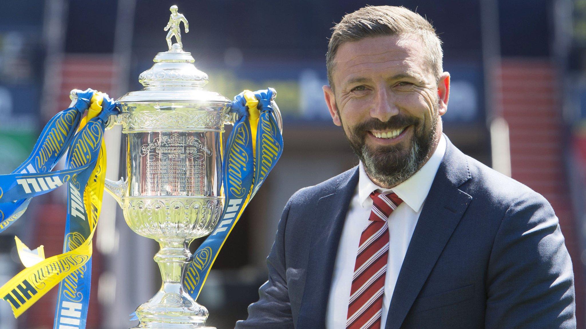 Celtic v Aberdeen: Sunderland job no distraction for final, says Derek McInnes