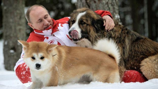 Ai đã gửi lời nồng ấm tới Putin?