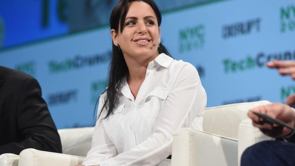La cofundaora de Knales, Diana Elianne Benítez Perera.