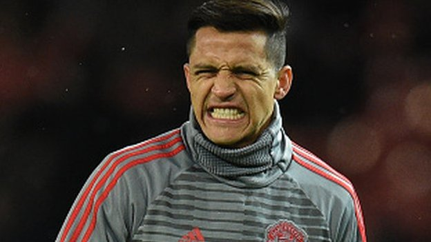 Man Utd concerned about Sanchez - gossip