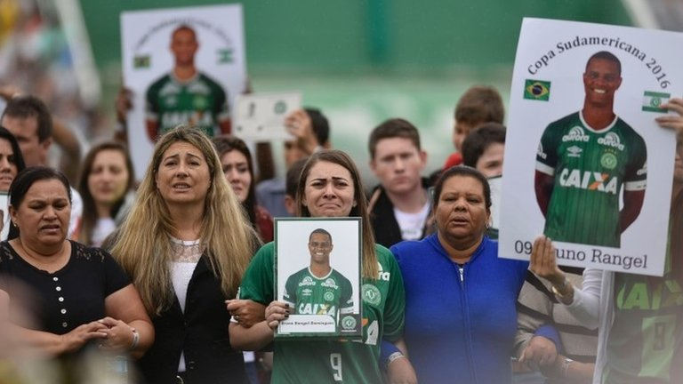 Airline chief arrested in Chapecoense air crash inquiry