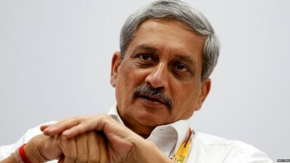#ManoharParrikar गोवा के मुख्यमंत्री मनोहर पर्रिकर का निधन
