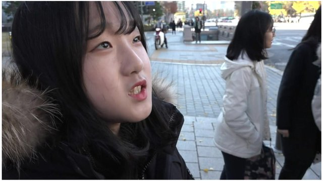 Young korean girls very