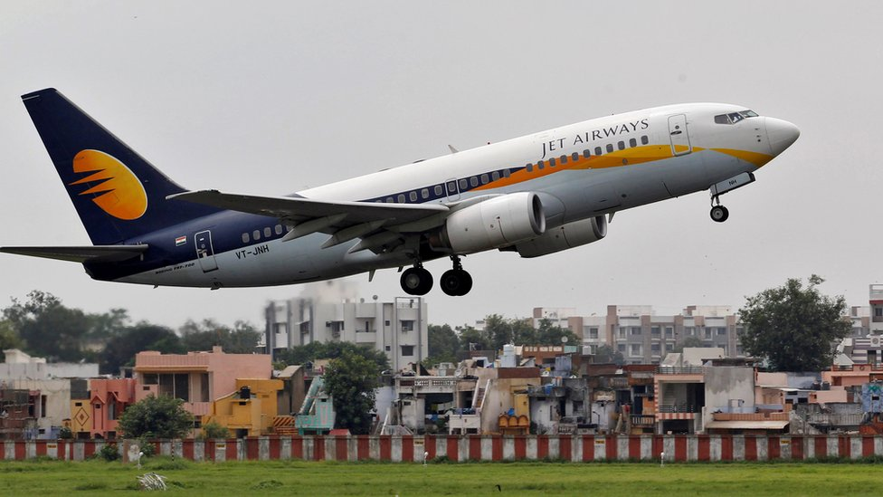 Jet Airways, India