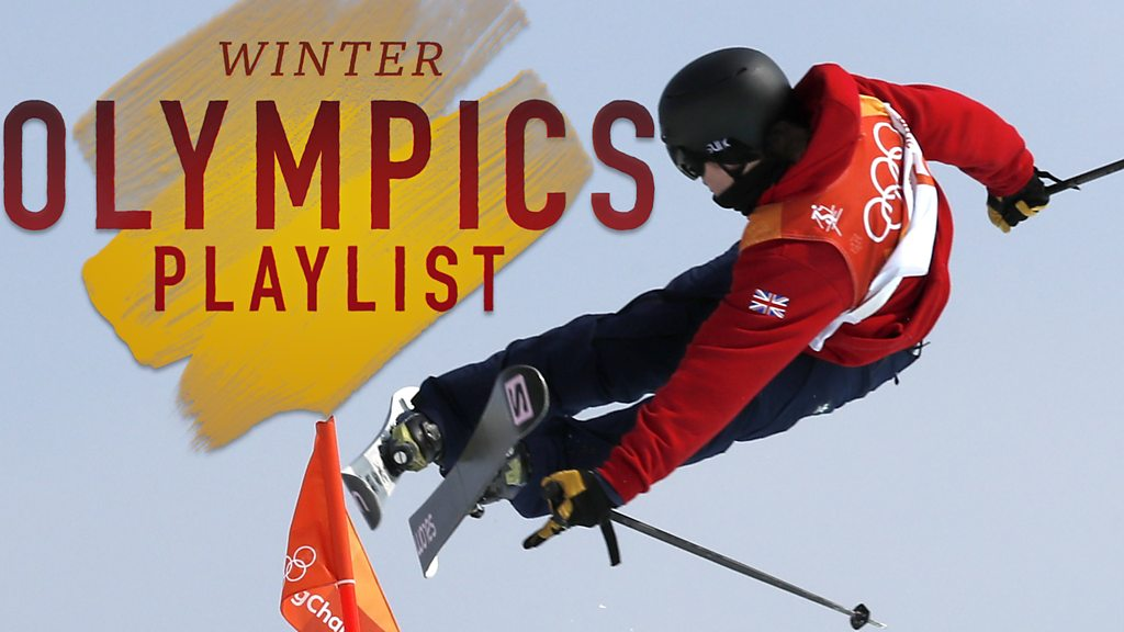 Winter Olympics 2018: Woodsy, scary aerials & masters of the mic