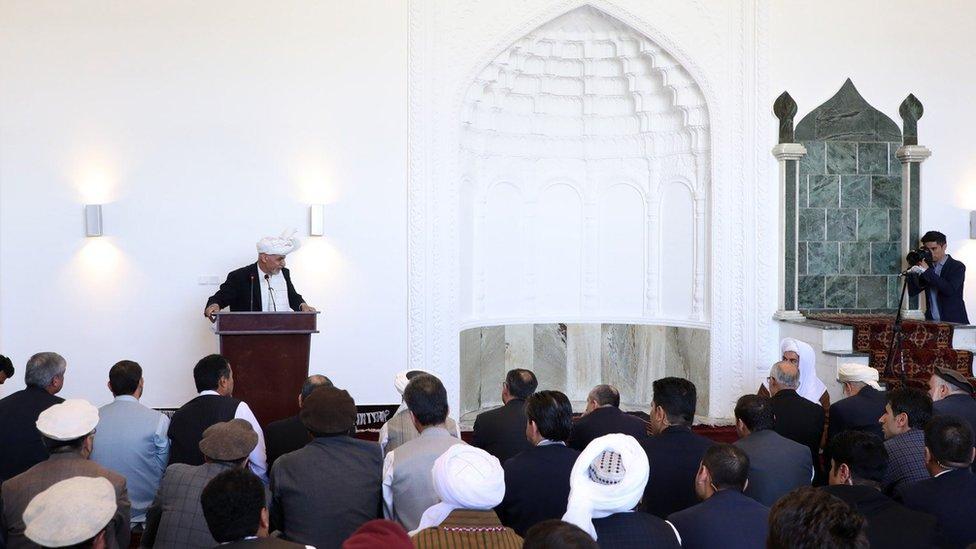 کابل: عیدګاه جومات له بیارغاونې وروسته رسماً پرانیستل شو