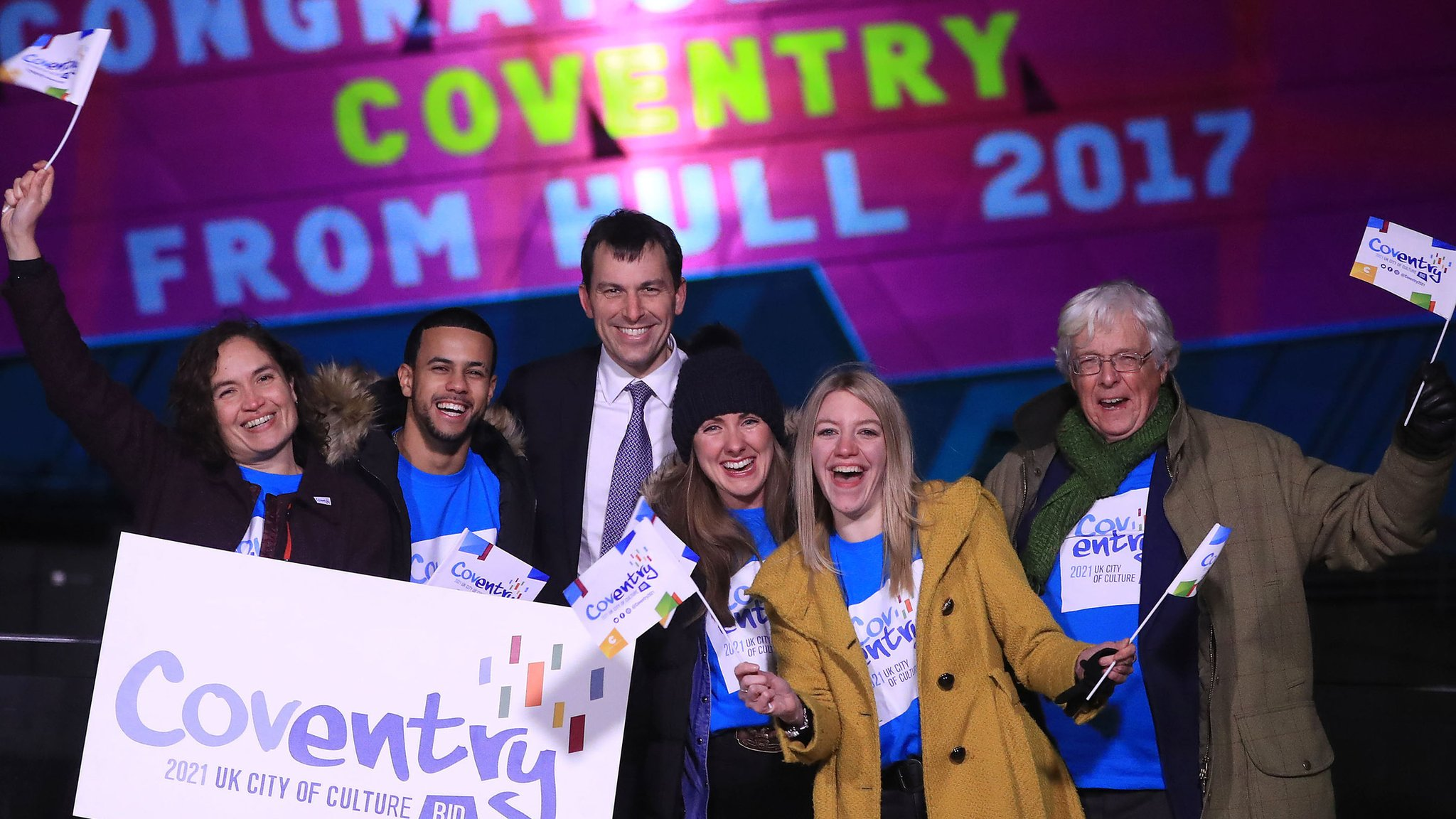UK City of Culture 2021: Coventry wins