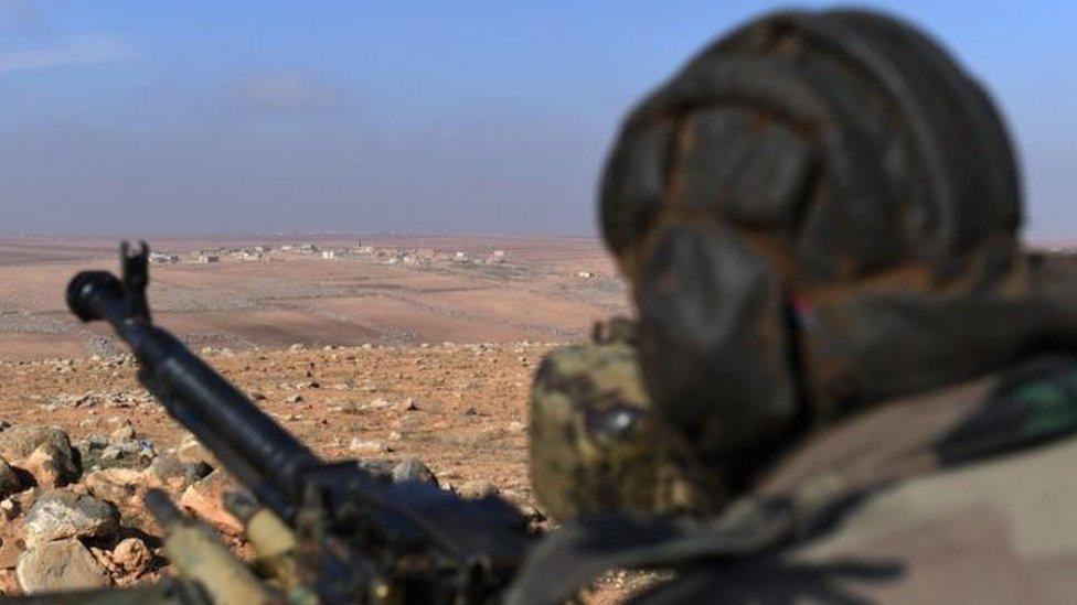Що відомо про загибель російських бійців у Сирії