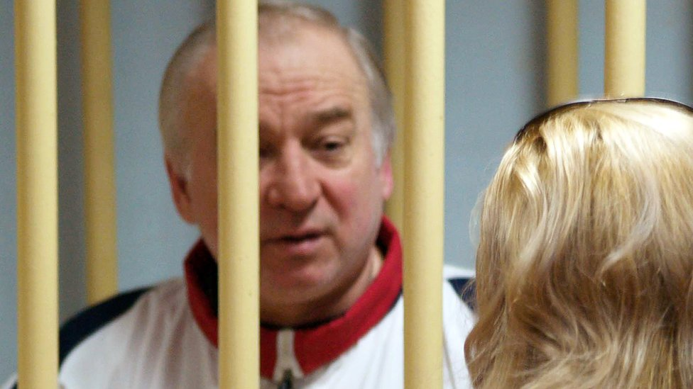 سكريبال خلال محاكمته في روسيا عام 2006