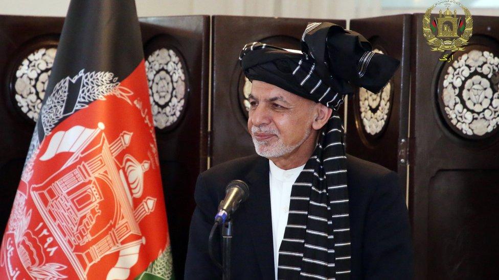 ولسمشر غني: طالبانو د افغانانو هیلې بابیزه وګڼلې