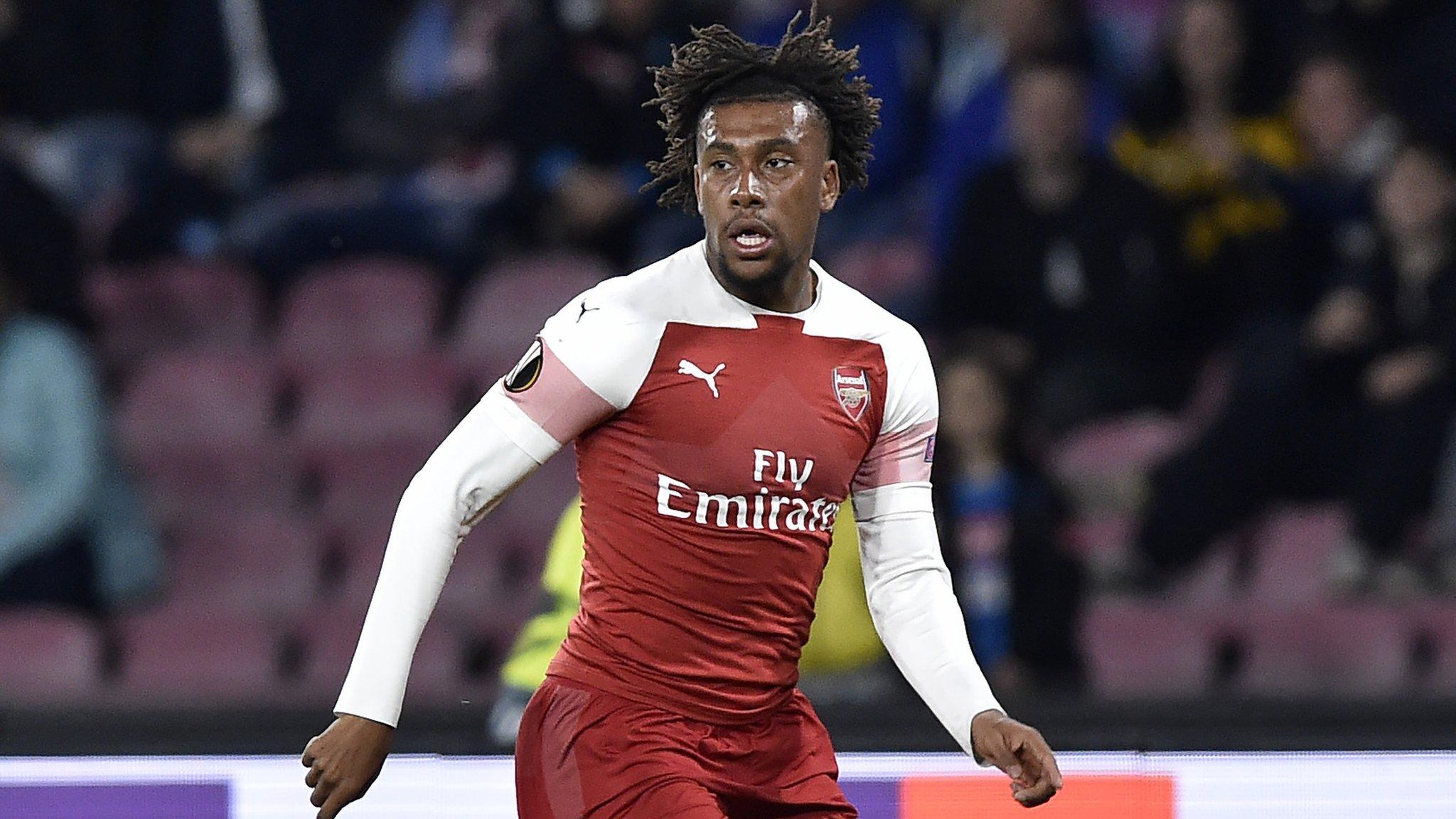 Arsenal's Alex Iwobi hoping to emulate uncle Jay-Jay Okocha's success