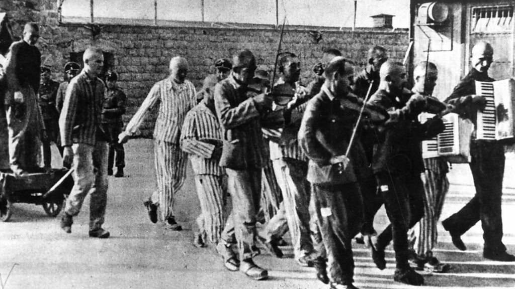 Music by Nazi death camp prisoners played for first time