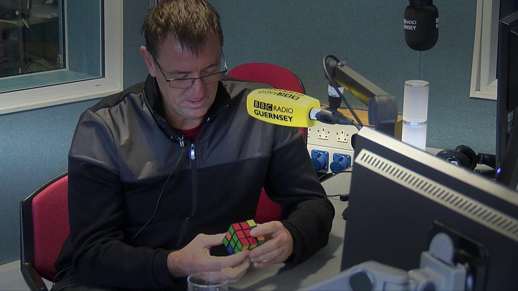 Le God v Le Rubik's Cube: Matt Le Tissier reveals secret talent