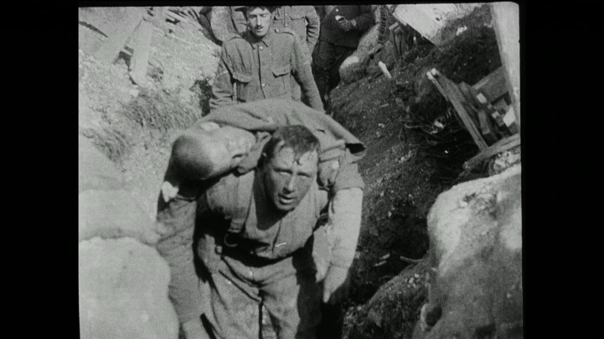 Battle of the Somme film featuring Lancashire Fusiliers re-released