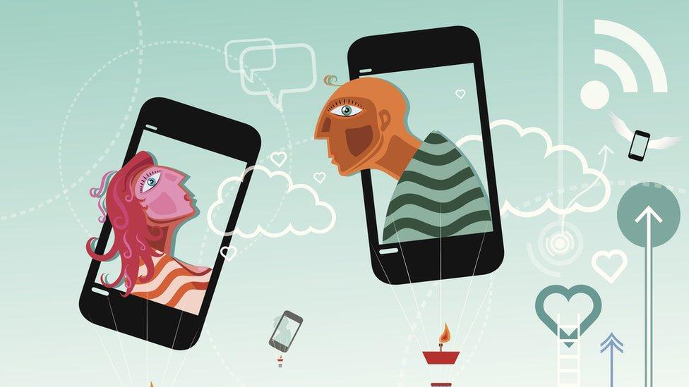Whatsapp (ilustración)