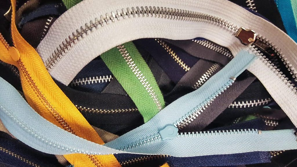 How the zipper became a million dollar idea
